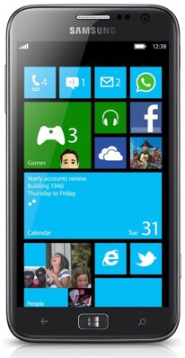 Samsung Ativ S i8750 windows